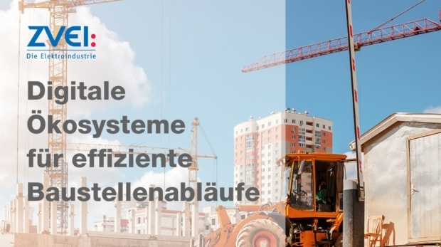 Digitale Ökosysteme in der Bauindustrie